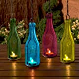 Bottle Shape Candle Dia Holder Decoration Lamp Diwali Festival Light Lantern By MH