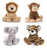 Gund Jungle Chatter Animals - Elephant
