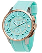 Mulco MWatch Mint Green Chronograph Ladies Watch MW310302073