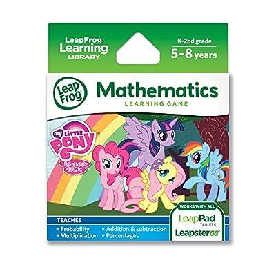 LeapFrog Explorer My Little Pony Friendship is Magic Learning Game from LeapFrog