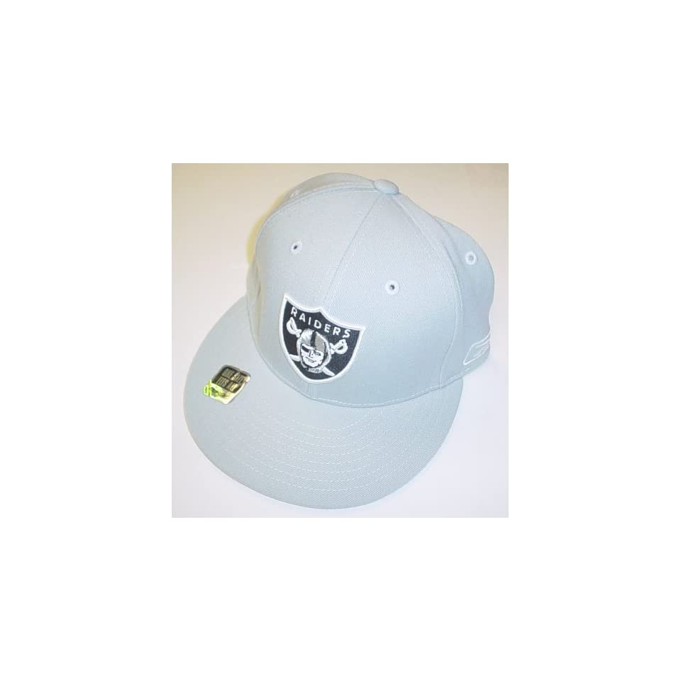 9948f46c222 Oakland Raiders Flat Bill Flex Hat By Reebok Osfa on PopScreen