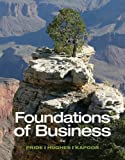 img - for Foundations of Business book / textbook / text book