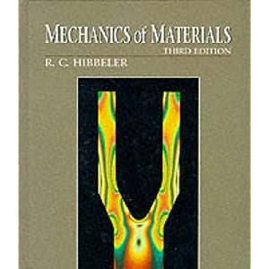 Mechanics of Materials  - R. C. Hibbeler