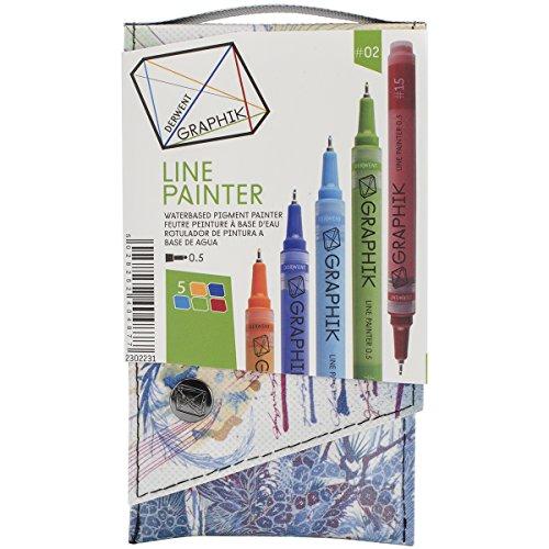 derwent-graphik-line-painter-coloured-pens-palette-no2-pack-of-5