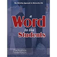 The Student And Sexual Purity (Zacharias T. Fomum)