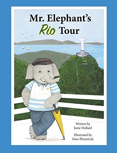 Mr. Elephant's Rio Tour (Yellow Umbrella Tour Company Book 1) (Books Elephant Company compare prices)
