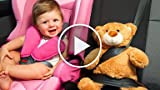 How to Keep Your Baby Happy in a Car Seat