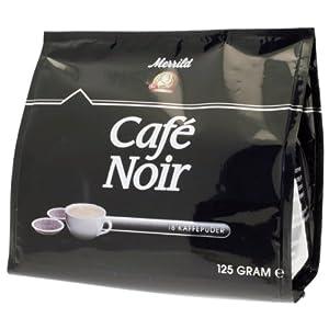 Merrild Douwe Egberts Café Noir, 18 Coffee Pods