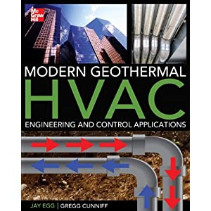 Modern geothermal HVAC