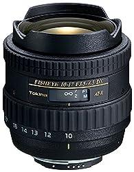 Tokina AF 10-17mm F/3.5-4.5 AT-X 107 DX Zoom Lens for Canon DSLR Camera