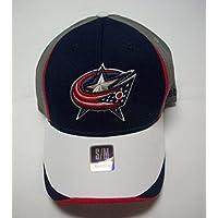Columbus Blue Jackets Flexfit Hat by Reebok size S/M TT63Z