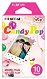 Fuji Instax Mini Films Usable with Polaroid Mio & 300 - Lomo Diana Instant Back - Candy Pop Film