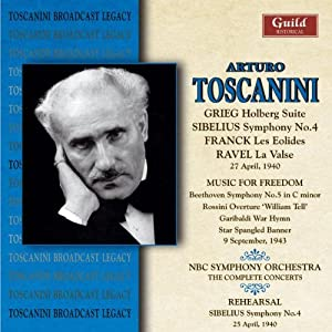 Toscanini - Two Concerts