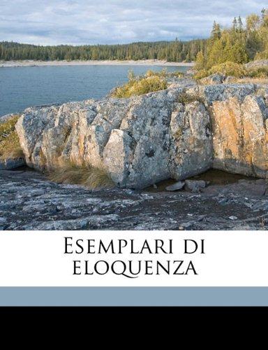 Esemplari di eloquenza Volume 5