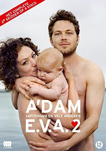 Amsterdam Paradise (Complete Series 2) - 4-DVD Set ( A'dam - E.V.A. 2 ) ( Adam & Eva - Complete Series Two ) [ Origine Olandese, Nessuna Lingua Italiana ]