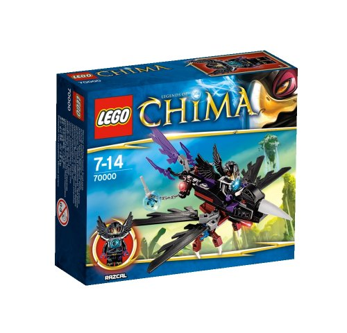 Lego Legends of Chima 70000 - Razcals Rabengleiter