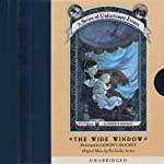The Wide Window: A Series of Unfortunate Events #3 (       UNABRIDGED) by Lemony Snicket Narrated by Lemony Snicket