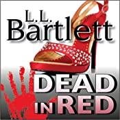 Dead in Red: The Jeff Resnick Mysteries, Book 2 | L. L. Bartlett