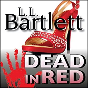 Dead in Red: The Jeff Resnick Mysteries, Book 2 | [L. L. Bartlett]