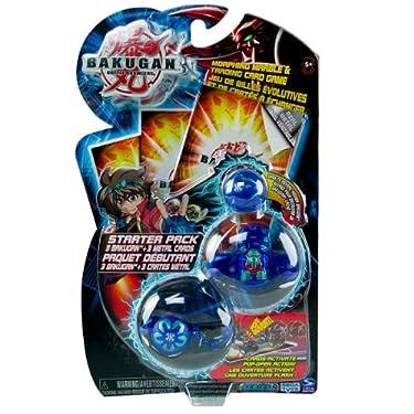 Bakugan Starter Pack Blue