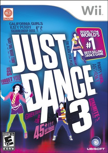 Just Dance 3 [Nintendo Wii] - 1