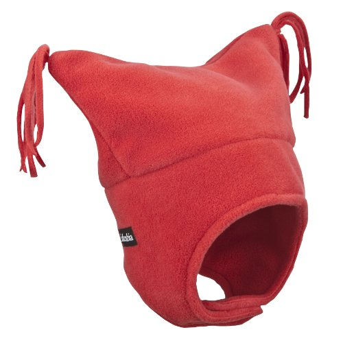 Columbia Pigtail Hat Toddler – Intense red