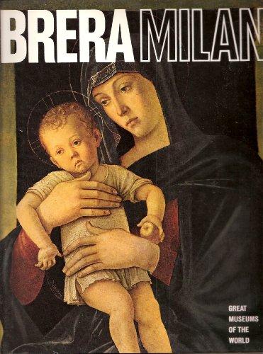 Brera Milan: Newsweek/Great Museums of the World, Editorial Director Ragghianti Carlo Ludovico