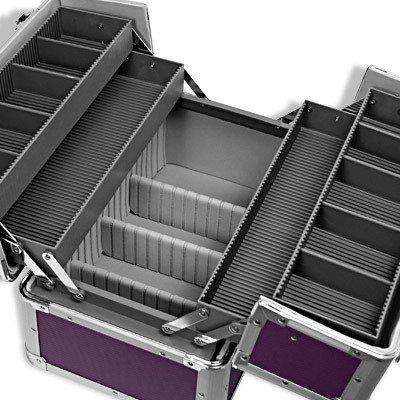 Artist Tool Box Tool Box Aluminium Lila Box