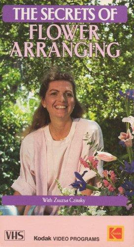 Secrets of Flower Arranging [VHS]