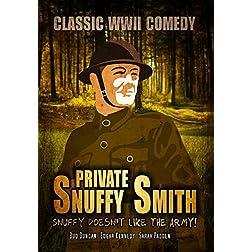 Private Snuffy Smith: Classic WWII Comedy