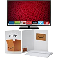 B00LX237M2 VIZIO E390i-B1E 39-Inch 1080p Smart LED TV with $20 Gift Card