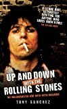 img - for Up and Down with the Rolling Stones: My Rollercoaster Ride with Keith Richards book / textbook / text book