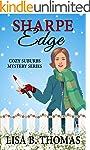 Sharpe Edge (Cozy Suburbs Mystery Ser...