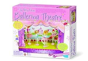 4M My Very Own Ballerina Theatre