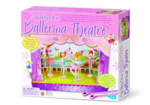4M My Very Own Ballerina Theatre - 1