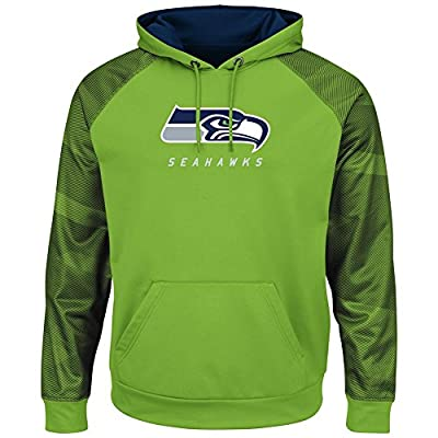 Performance Armor II Pullover Seattle Seahawks Hoodie