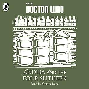 Andiba and the Four Slitheen Audiobook
