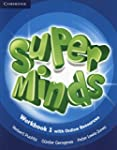 Super Minds Level 1 Workbook with Onl...