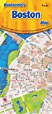 img - for Bostonian's Boston Map book / textbook / text book