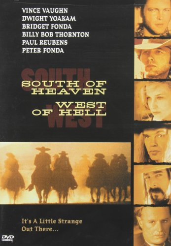 DVD : South Of Heaven, West Of Hell (Widescreen)