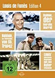 Louis de Funès Edition 4 [3 DVDs]