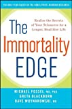 img - for The Immortality Edge: Realize the Secrets of Your Telomeres for a Longer, Healthier Life by Fossel, Michael (2010) Hardcover book / textbook / text book