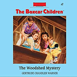 The Woodshed Mystery Audiobook