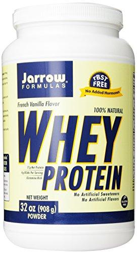 Jarrow Formulas Whey Protein, French Vanilla, 2 Pound