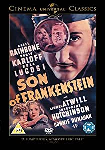 Son of Frankenstein (1939) [Import anglais]