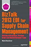 BizTalk 2013 EDI for Supply Chain Management