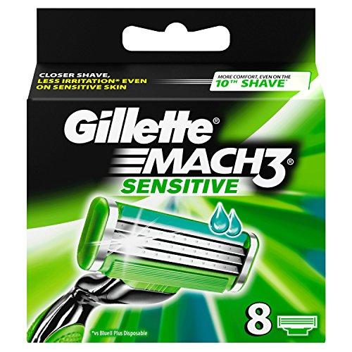 gillette-mach3-sensitive-mens-razor-blades-8-blades