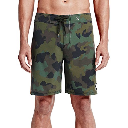Hurley Phantom JJF Boardshorts - Carbon Green - 33