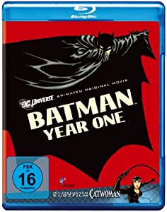 BD * Batman: Year One [Blu-ray] [Import allemand]
