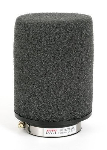 Uni Snowmobile Pod Filter - Straight - 6in. Foam Length UP-6275S